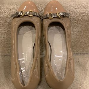 AGL nude flat 37.5 - great condition!
